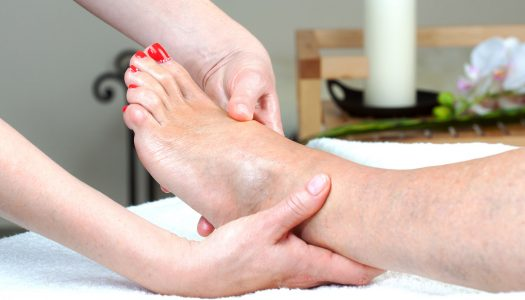 How to Give Your Aging Feet the Pampering and Love They Deserve