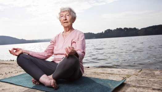Is Yoga for the Elderly Really a Good Idea?