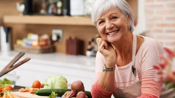 healthy aging healthy eating