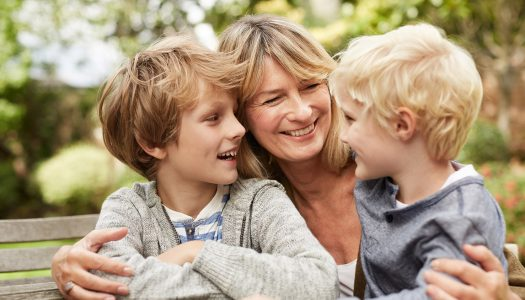 How to Sow the Seeds of Patience with Your Grandchildren