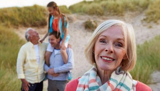 Living Where You Love vs. Living Near the Grandkids in Retirement