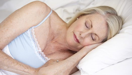 Trouble Sleeping After 60? It May be Too Hot (or Cold) in the Bedroom