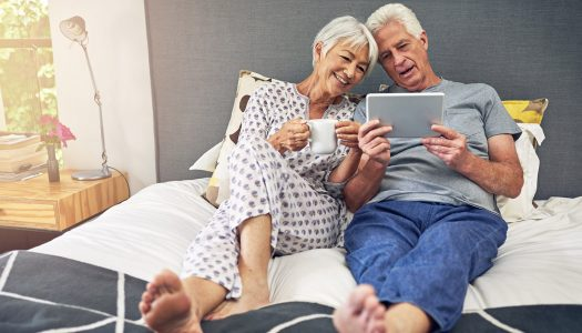 4 Helpful Tips for Sharing a Bed After 60