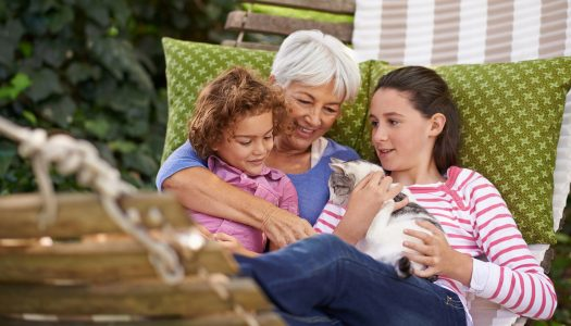 5 Ways to Help Your Grandchildren Recover from Losing a Pet