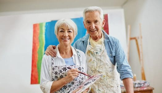 Inspiration from Women Artists: Boost Your Creativity in Retirement