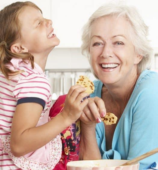grandmother guilty pleasures