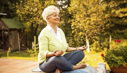 Want a Healthy Aging Cure with no Side Effects? Try Meditation!