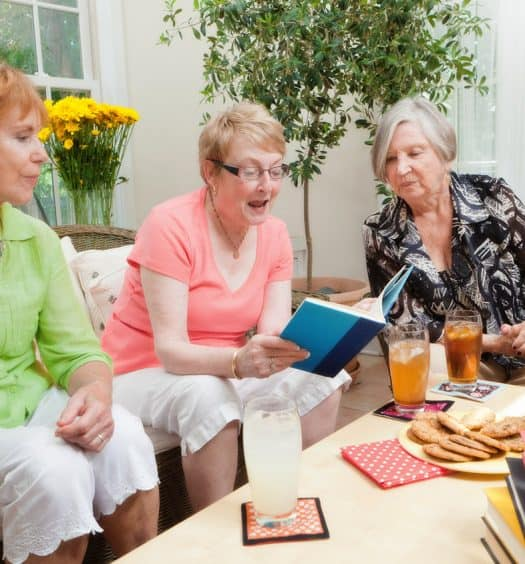 Senior Women Book Club