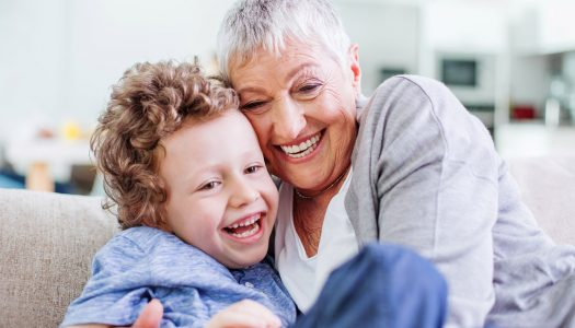 4 Grandmother and Grandson Activity Ideas