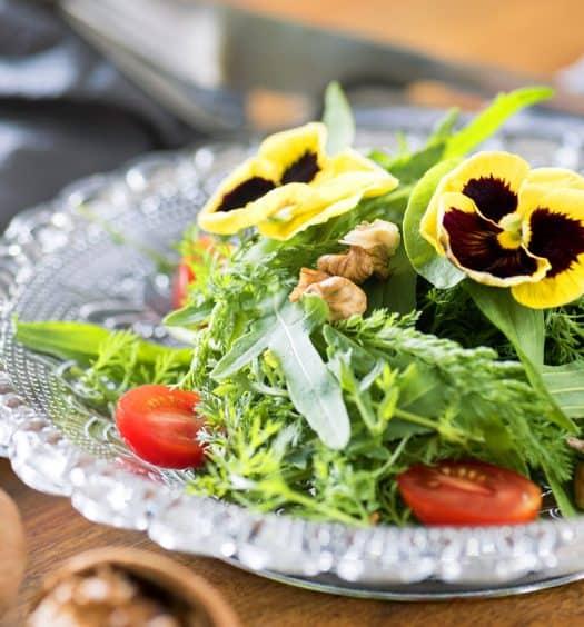 edible flowers edible plants