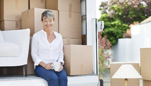 How to Ease the Stress of Relocating in Your 60s