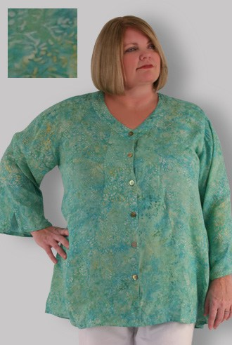 plus size fashion over 60
