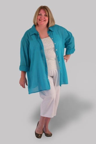 plus size fashion for women over 60