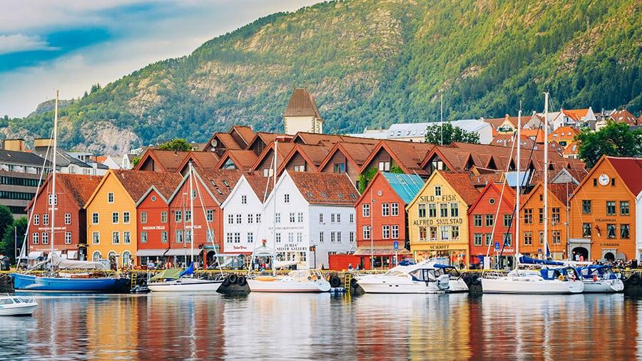 Viking Ocean Cruises _ Bergen