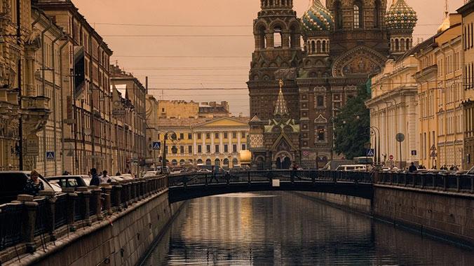 russia river cruise