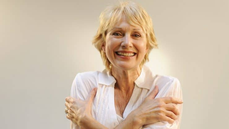 senior woman forgiveness