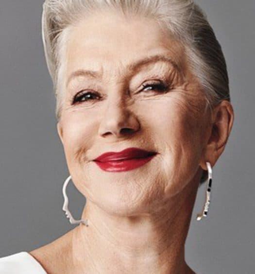 Helen Mirren Anti-aging