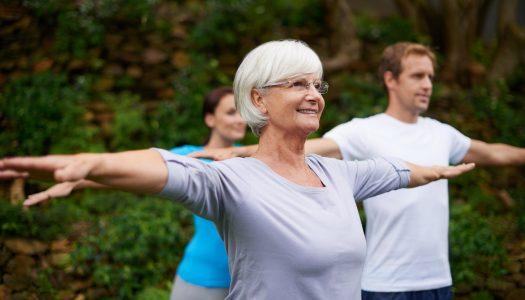 Can Good Balance Prolong Your Life After 60?