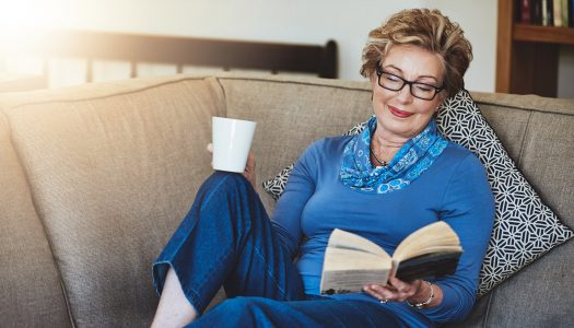 How Reading Books Can Wake Up Your Brain After 60