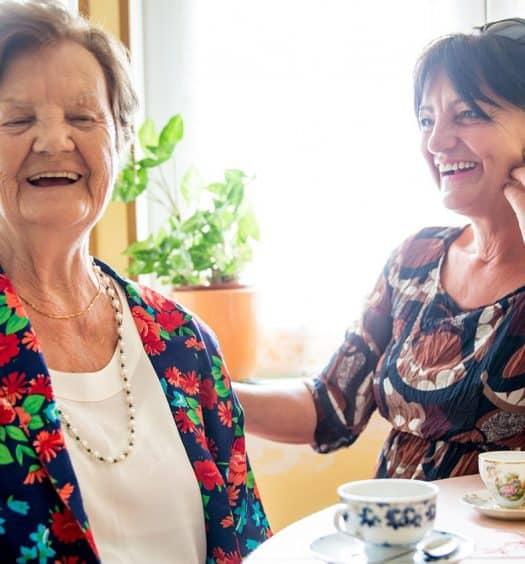 communication with Elderly Parents