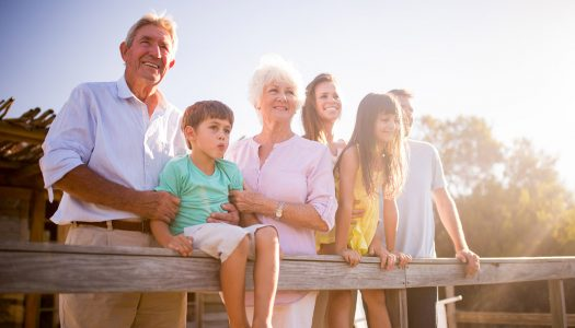 Knowing Your Family History May Be Good for Your Kids and Grandkids