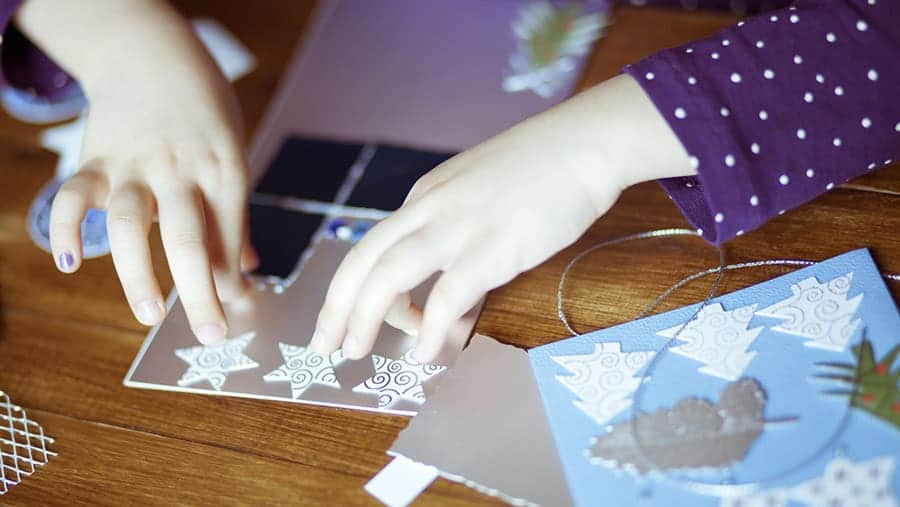 Best Gifts for Grandma - Handmade Card