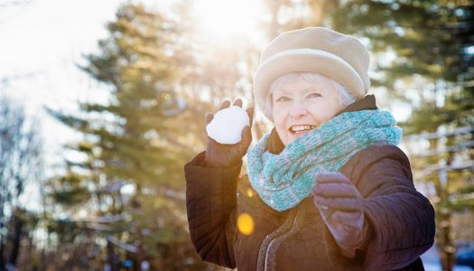 Stuck Inside this Winter? Here Are 5 Fun and Easy Ways to Stay Active!