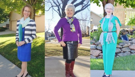 Accessorizing After 60: Why Scarves Are the Perfect Accessory for Any Season