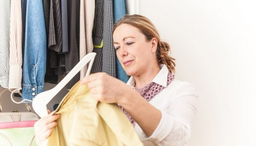 Downsizing in Retirement: Purging My Closet, Office and Bathroom and Learning to Breathe Again