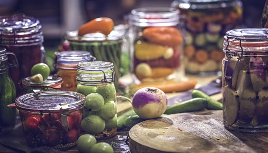 Health Benefits of Fermented Foods After 50