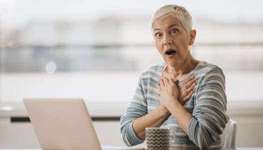 Senior Scams: How Online Thieves Can Steal Your Credit Card Information