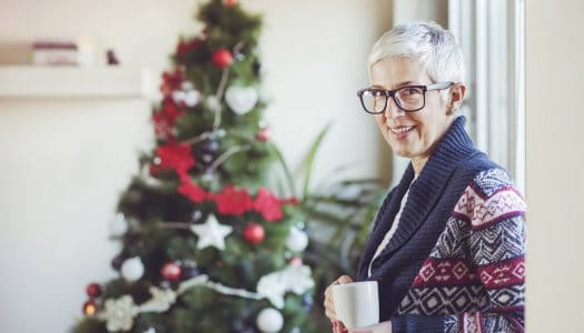 Happy Holidays! 6 Ways to Stay Positive This Winter