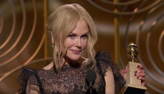 5 Actors Over 50 Who Stole the Show at the 2018 Golden Globe Awards