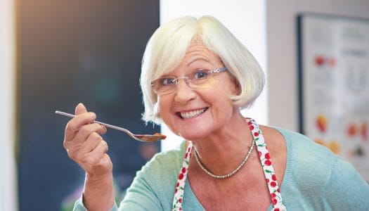 5 Nutrition Suggestions for Healthy Aging
