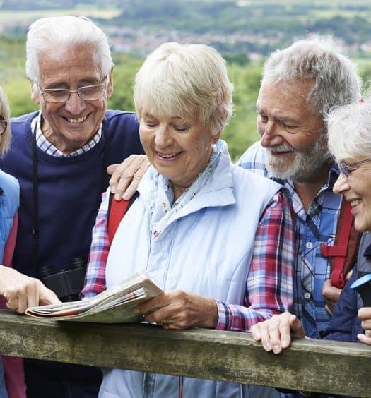 Meet New People in Retirement