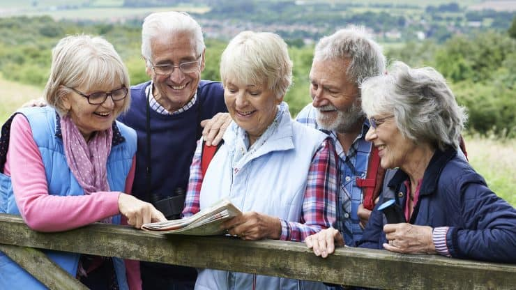 Meet New People in Retirement