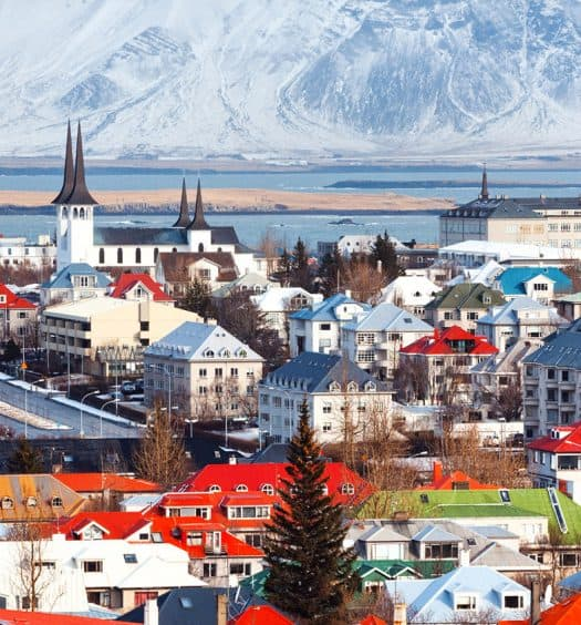 Iceland Equal Pay for Men and Women