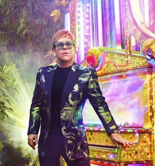 Elton John Announces Retirement from Touring