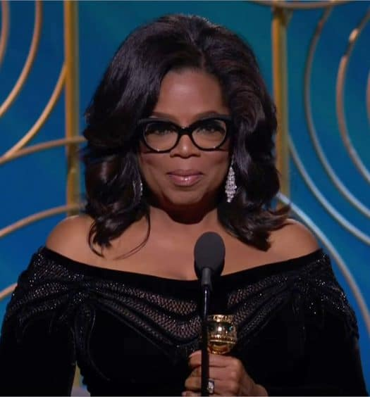 Should Oprah Winfrey Run for President in 2020
