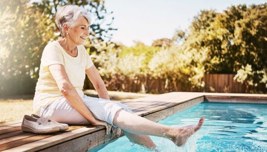 7 Ways to Take Care ofYourFeet After 60