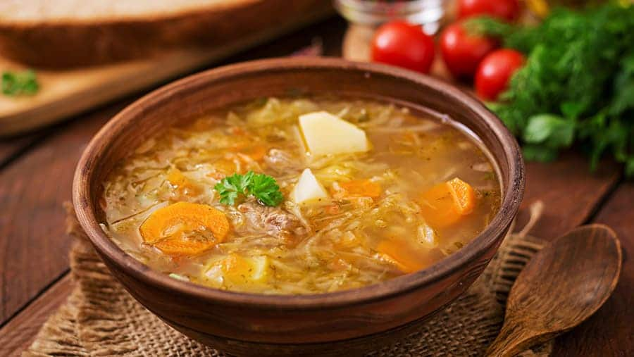 Winter Soup Hearty Recipes