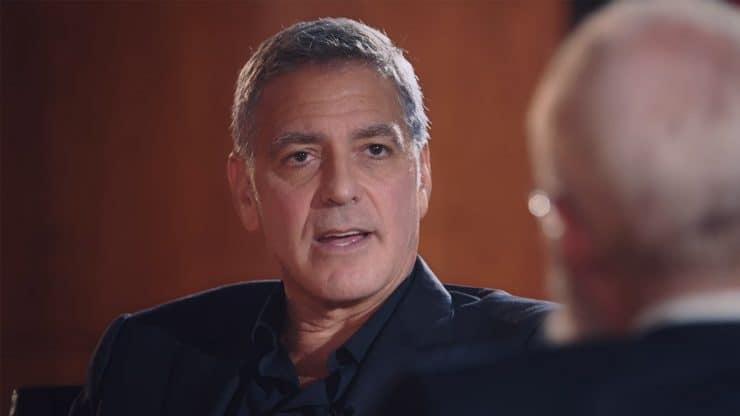 George Clooney Interview