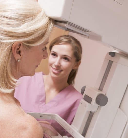 Getting-a-Mammogram