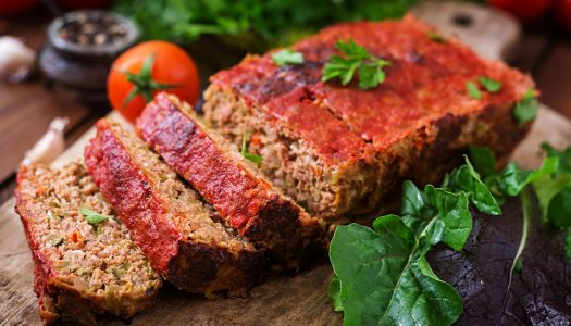 How to Make an Easy and Economical Meatloaf
