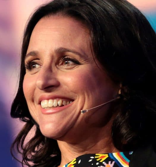 Julia Louis-Dreyfus Finishes Chemo
