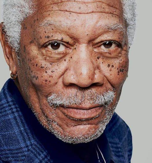 Morgan Freeman Rapping