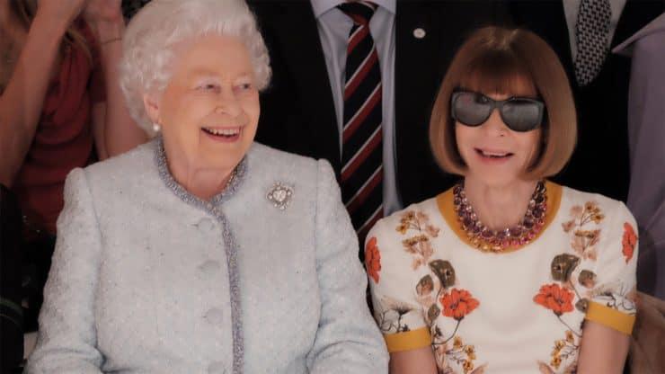 The-Queen-London-Fashion-Week