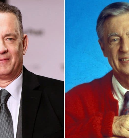Tom Hanks to Play Mr. Rogers