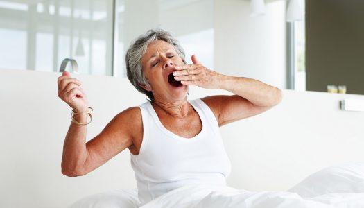 Can't Sleep After 60? What NOT to Do… and What Might Help!