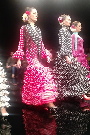 Flamenco Fashion After 60